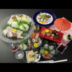 ☆★当店1番人気のハモフルコース★☆【現金特価】
