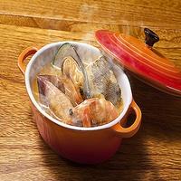【お料理グレードアップ】■〈メインは特製ブイヤベース〉洋風フルコースを堪能!■贅沢ディナープラン♪