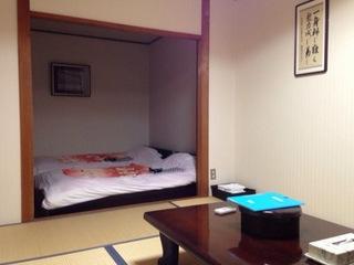 【和洋室】〜ツインベッド・畳のお部屋〜
