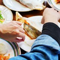 【Half_Course_Life】お魚とお肉と2種類付いてる!ハーフコースディナープラン♪