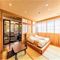 ◆別邸◆【露天風呂付】'和モダン'スタンダード客室 (禁煙)