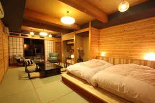 【露天風呂付】'和洋室'の中からお部屋おまかせ (禁煙)