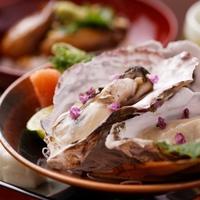 【12月〜3月★期間限定】3大食材食べ比べ!冬の贅沢♪旬の牡蠣+セコガニ+寒ブリ会席