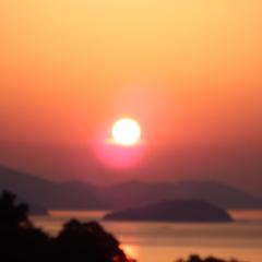【シンプルステイ】絶景の瀬戸内海の朝日を お得な1泊朝食付プラン