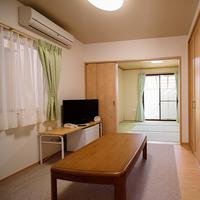 ★新装客室【鈴蘭・ひまわり】露天風呂付き和室2間