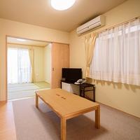 ★新装客室 露天風呂付き和室2間【白ゆり・あかね荘】