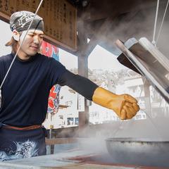 """【贅沢★蒸し釜や】夕食は""""体験型飲食店""""で!旬の海の幸を思いきり堪能しよう♪"""