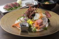 【さき楽60】《ホテル棟》 伊勢えびと和牛のご夕食 ご予約は60日前までがよりお得です!!