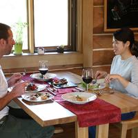 【和牛イタリアンコースプラン】 贅沢に信州の味を楽しむ白馬の旅 【1泊2食】