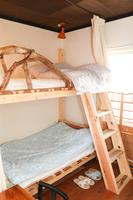◆素泊まりドミトリープラン◆女性専用ルーム♪隠れ家のようなゲストハウスです♪_