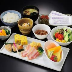 禁煙セミスイート★☆朝食ビュッフェ付きプラン☆★約40種類の内容から選んで召し上がっていただけます♪