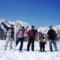 ☆スノーハイク☆戸隠の雪野原へ出掛けよう!【1泊2食付】