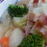 【朝食付きプラン】美味しい朝食で朝から元気!自家製食材と地元食材をふんだんに使った朝食を召し上がれ♪