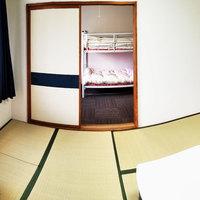 【ファミリープラン】★素泊まり★3人以上のご宿泊がお得!大人数で泊まれる2段ベッド付きのお部屋