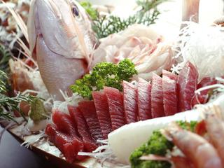★人気NO.1★新鮮地魚のちょっと豪華な船盛りおまかせプラン[ゆったり部屋食]【現金特価】