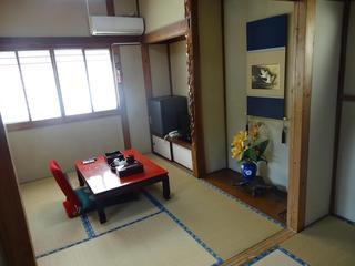 《禁煙》【吉野】♪八景島近く♪ 落ち着く和室 専用バス付★素泊り
