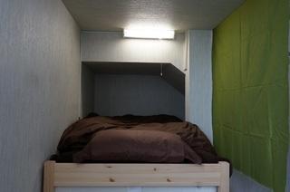【素泊まりプラン・バストイレ共同】セミダブルベッド含む3台のベッドでご家族におすすめ【お先でスノ。】