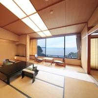 70〜72平米和室 / オーシャンビュー