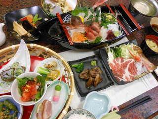 ♪♪お肉料理もお魚料理も満喫したいとおもったらこのプラン!!★食の極★豪食プラン