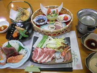 ☆楽天トラベル限定☆メインの選べるプラン★ お肉料理とお魚料理のメインを選べるバラエティープラン★