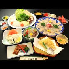 【夏限定】今が旬♪淡路島の新鮮ハモをフルコースで…★+゜【現金特価】