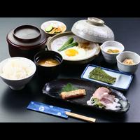 【朝食付】自家製味噌のお味噌汁が好評★1日の始まりは美味しいご飯から♪