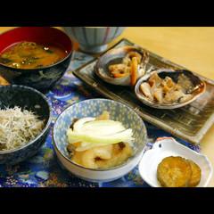 【超お得】1泊2食なんと5200円!とにかく安くお気軽定食を実現♪