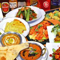 「湯布院街食べ歩きプラン」【1泊2食付】インド料理と飲み放題付プランです。店名【アブダール】