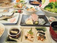 【心にググっと】プロの板前の無添加・和食コースが大人気! 料理自慢の1泊2食付プラン