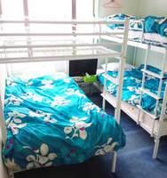 【個室4人ルーム】2段ベッド2台