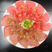 【室数限定売切御免】神戸牛選べるディナーセット ステーキVSローストビーフ&炙り丼 〜1名様〜