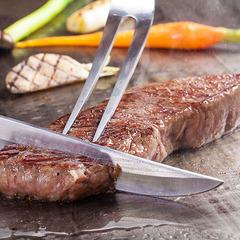 ■□2食付(3-4月)□■ 今宵は特選牛コースで贅沢に。A5ランク特選牛コース&朝食ビュッフェ