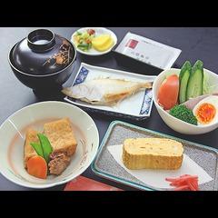 【1泊朝食付】朝はしっかり朝食を♪ゆったり温泉チケット付き☆現金特価
