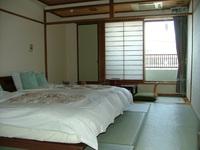 宮島自由満喫ツインベットルーム宿泊プラン