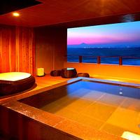 3F露天風呂付き客室(個室シャワーブース付)【Bタイプ】