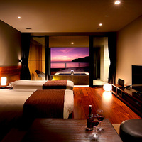 3F露天風呂付き客室