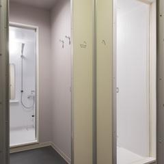 【さき楽30】ファミリールーム(2~4名定員・共用シャワー&専用トイレ)