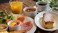 【いつでもポイント5倍!】外国風のオシャレなEDIT DININGで味わう朝食付プラン!
