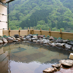 【二食付き】美人の湯♪神通峡を眺めながら温泉&寛ぎのひと時を ※現金特価