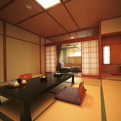 【東館】和室8畳(トイレ付)<お部屋食>