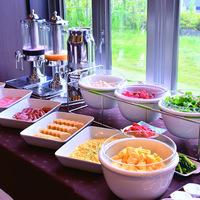 【朝食付き】岩手のお米をしっかり食べて元気に出発!和食膳+和洋ハーフバイキング 朝食付きプラン