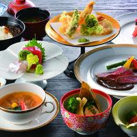 【人気のおもてなし会席/2食付】三陸旬の地魚・季節の野菜料理・肉料理など 美味満載コース