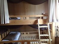 個室A (定員3人部屋)