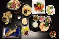 【ファミリー】 秘湯の一軒宿♪おススメ!山里料理と季節の川魚★【梅コース】