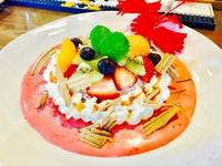Ma-Blue Garden House  ハワイアンスタイル メニューから選ぶ、お食事券付きプラン