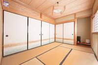 【1室貸切】和室6畳☆(禁煙)