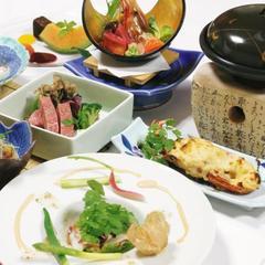 【春夏旅セール】お肉を堪能!道産和牛の陶板焼を楽しめる♪1泊2食付☆【お部屋食】