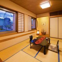 横浜極上夜景(みなとみらい・観覧車側)和室12畳