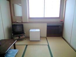 和室4.5〜10畳Wi-Fi対応◇バス・トイレ付◆素泊プラン