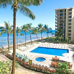 【ポイント12%+特別料金】アクアアストン大感謝セール!美しいカアナパリビーチに面したコンドミニアム
